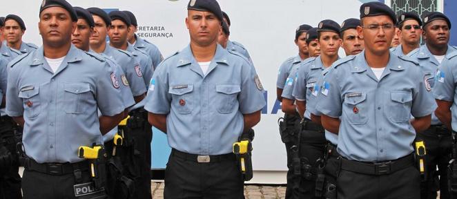 Rio de Janeiro police