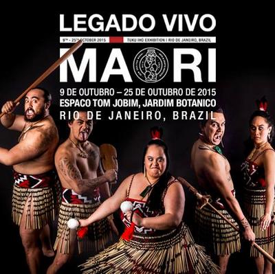 Maori Show in Rio