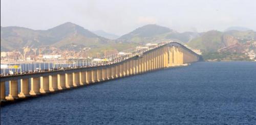 Rio - Niteroi Bridge