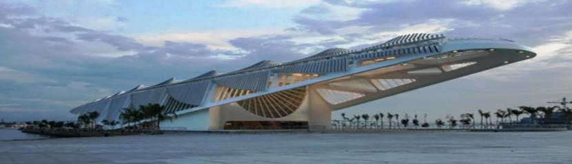 Museum of Tomorrow in Rio