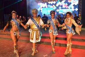 King Momo in Rio Carnival