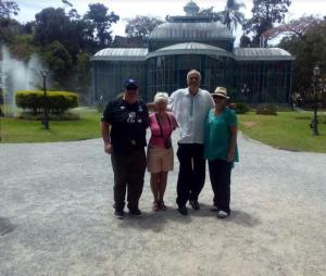 Cristal Palace in Petropolis