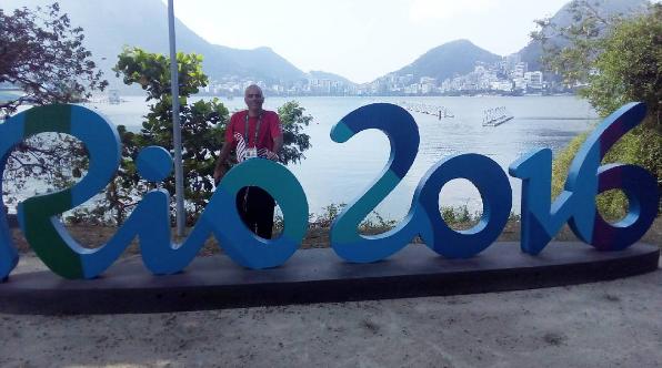 Lagon in Rio de Janeiro