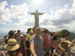 Christ the Redeemer: a great experience!