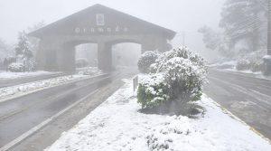 Cold in Brazil