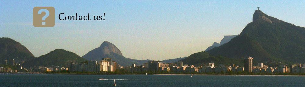 Contact Rio de Janeiro Tours