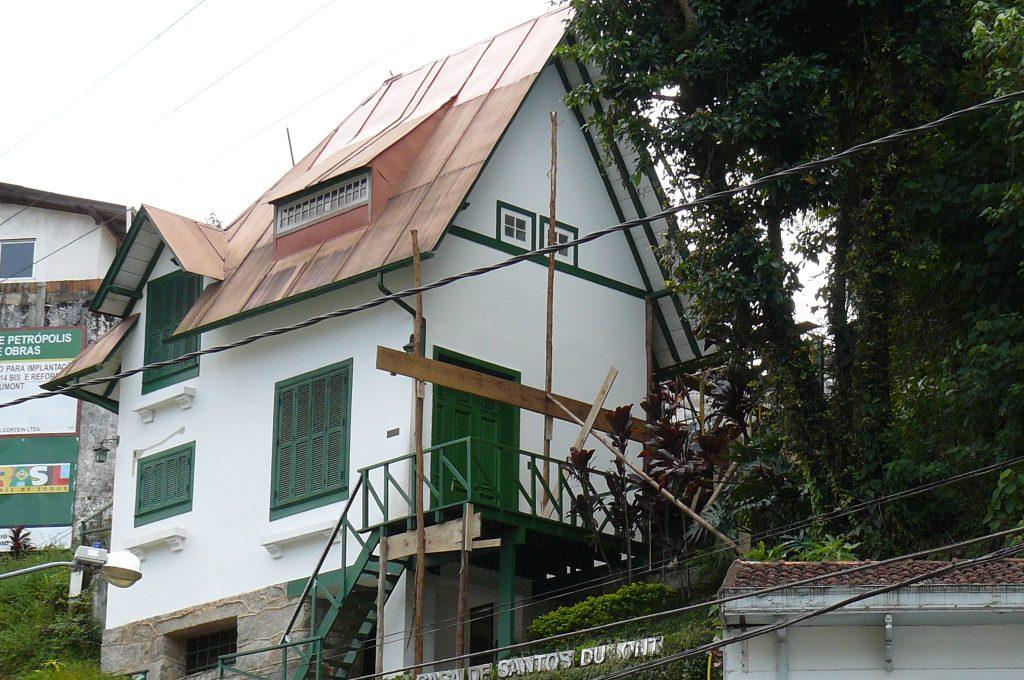 Santos Dumont House