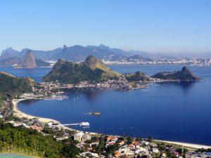 Parque da Cidade in Niteroi, Rio de Janeiro