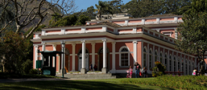The Imperial Museum is the main attraction in Petrópolis!