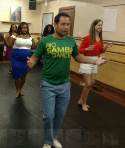 Learn how to samba!
