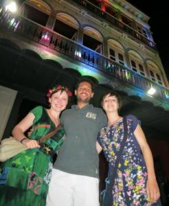 Uma noite no Rio!