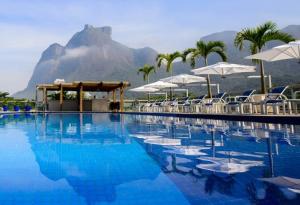 A hotel in Rio de Janeiro