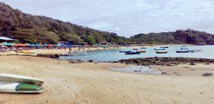 Praia de Tartaruga em Buzios