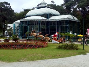 Great time to visit the Cristal Palace in Petropolis