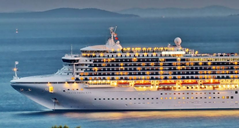 Rio cruise ship season