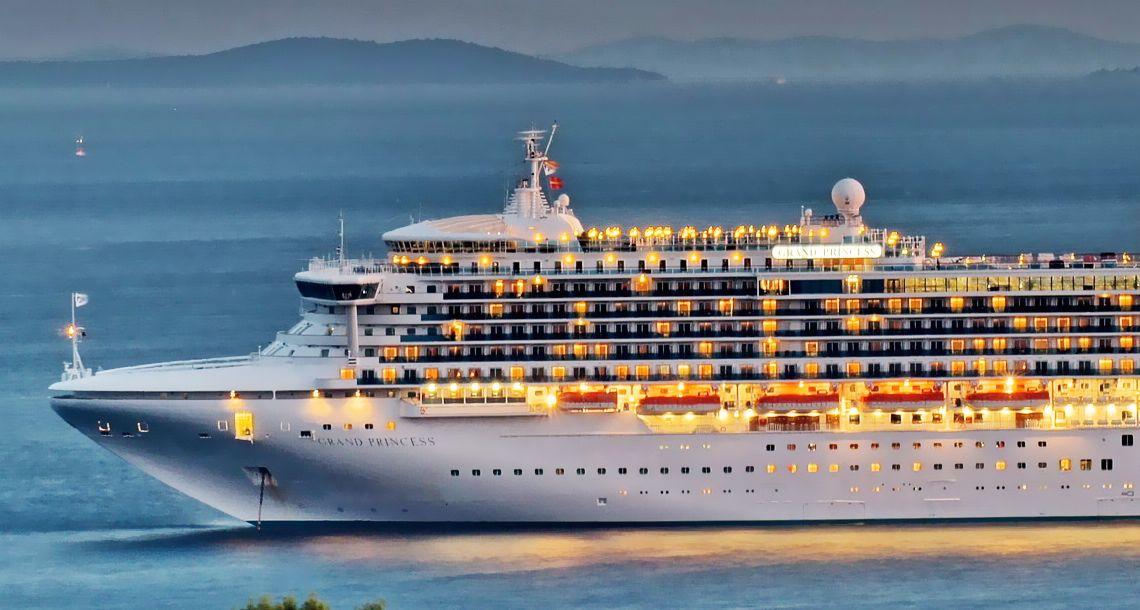 Rio cruise ship season